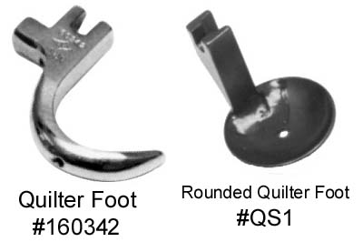 Quilter Foot